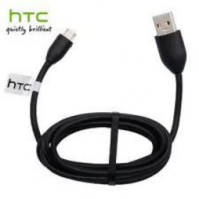 HTC  MICRO USB DATA CABLE - BLACK